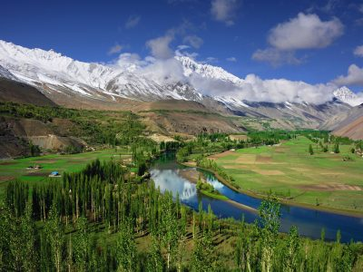 Phandar valley-Ghizer