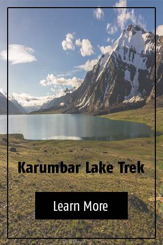 Karombar lake Trek