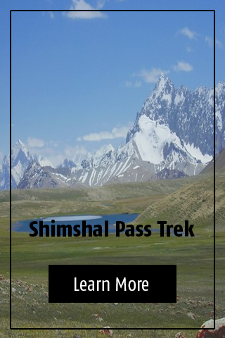 Shimshal Pass Trek