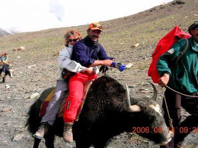 shimshal pass -Yak safari